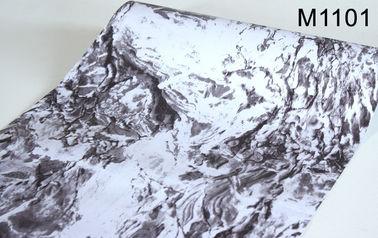 carta da parati autoadesiva del marmo di effetto 3D, carta da parati domestica 0.45*10m della decorazione