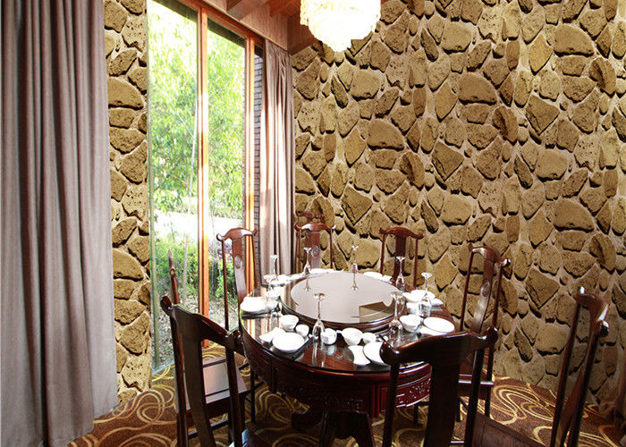 Mable Printing 3D Home Wallpaper , Scrubable 3d wallpaper for home decoration
